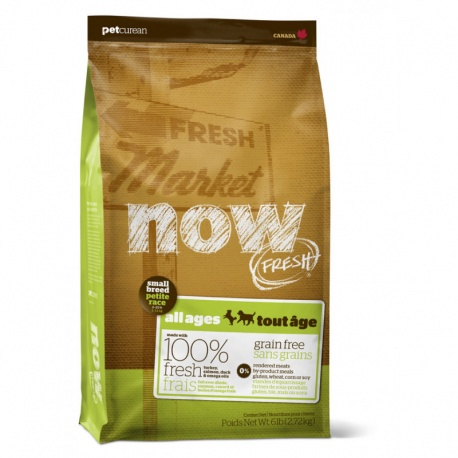 Now Fresh Adult Razas Pequeñas- Grain Free