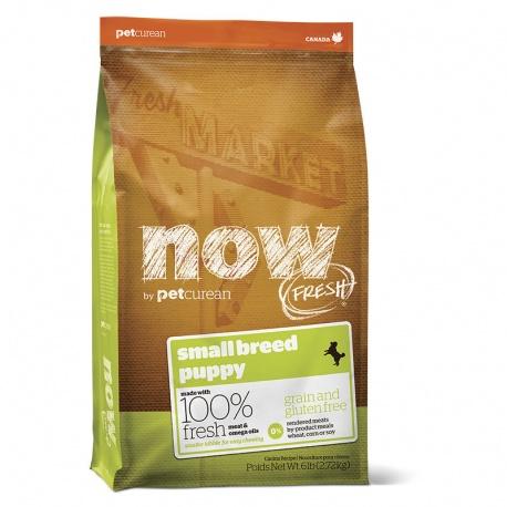 Now Fresh Puppy Razas Pequeñas- Grain Free