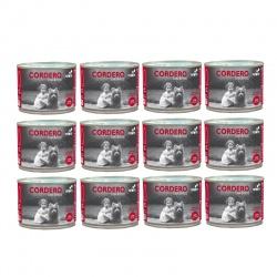 Retorn Húmedo Cordero y arroz - Pack 12 Latas