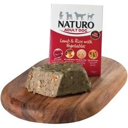 Naturo Dog Adult Cordero y Arroz