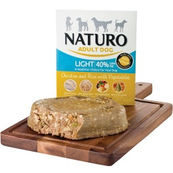 Naturo Dog Light Pollo y Arroz