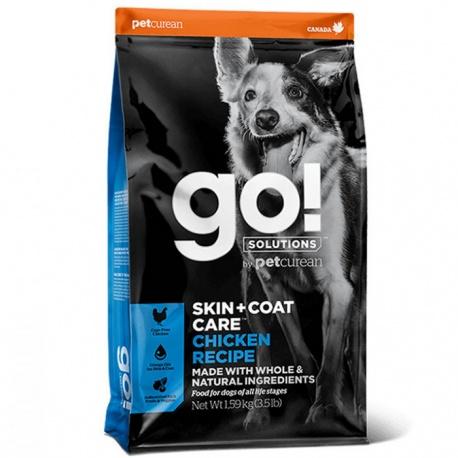 Go! Skin + Coat Pollo 1,6kg