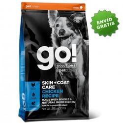 Go! Skin + Coat Pollo - Pienso Perros Sensibles