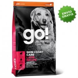 Go! Skin + Coat Cordero - Pienso Perros Sensibles
