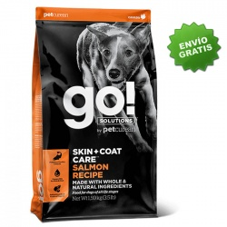 Go! Skin + Coat Salmon Dog - Pienso Perros Sensibles