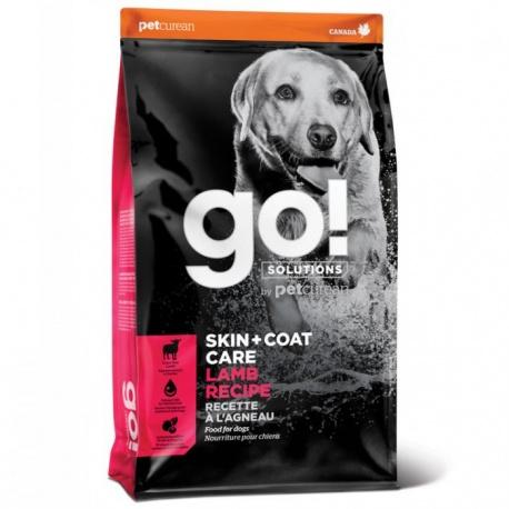 Go! Skin + Coat Cordero 1,6kg