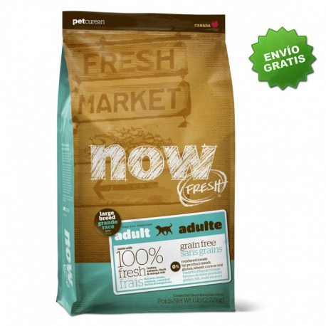 Now Fresh Adult Razas Grandes- Grain Free