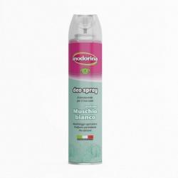 Inodorina Spray Desodorante de Musgo Blanco