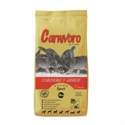 Carnivoro Sport Cordero y Arroz