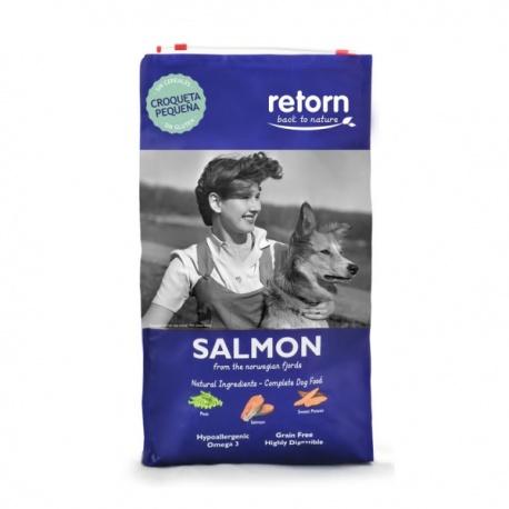 Retorn Adult Salmón Small Bite