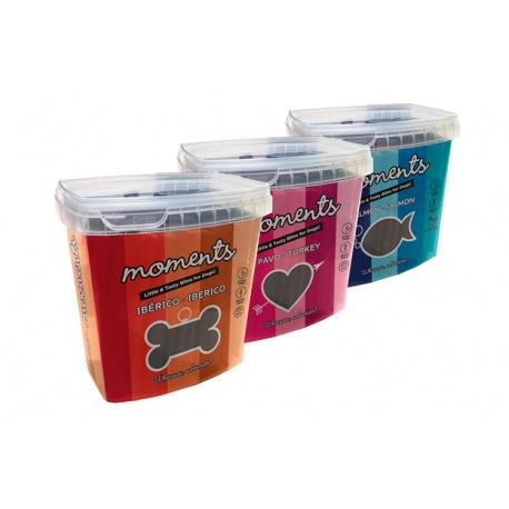 Pack Degustación Moments Barritas 4 Sabores