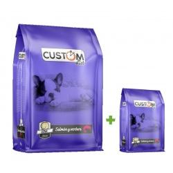 Custom Diet Puppy Pavo y Verdura Cena - Pienso para Cachorros