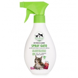 Biocenter Spray Ecológico antiolor para gatos
