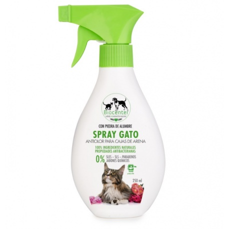 Spray antilor para gatos