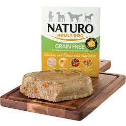 Naturo Dog Pollo y Patatas - Sin Cereales