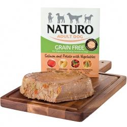 Naturo Dog Salmón y Patatas - Sin Cereales