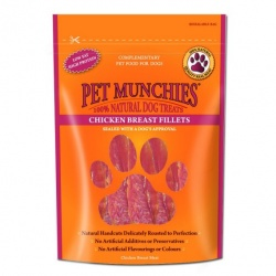 Pet Munchies Filetes de Pechuga de Pollo