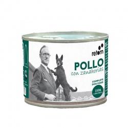 Retorn Húmedo Pollo con Zanahorias