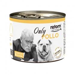 Retorn Húmedo Only Pollo