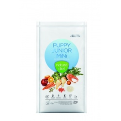 Natura Diet Puppy Junior Mini - Pienso Cachorros