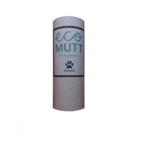 Eco Mutt Champu Seco sin perfume