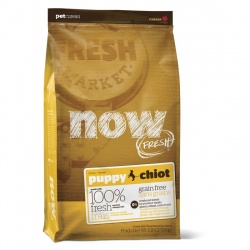 Now Fresh Puppy Dog - Grain Free
