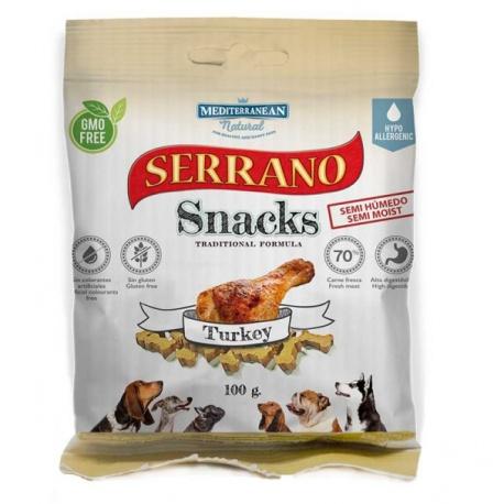 Serrano Snacks Pavo