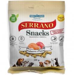 Serrano Snacks Salmon y Atun