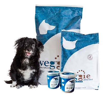 Productos veganos para perros Veggie Animals