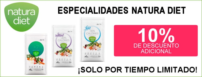 Especialidades Natura Diet